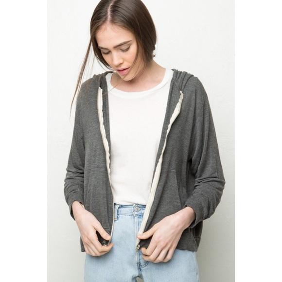 57992a9940e Brandy Melville Tops - Brandy Melville Kassidy hoodie